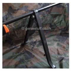 Clip On Budget Airsoft Rifle Bipod